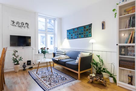 Cozy Apartment in the Best Location of Oslo
