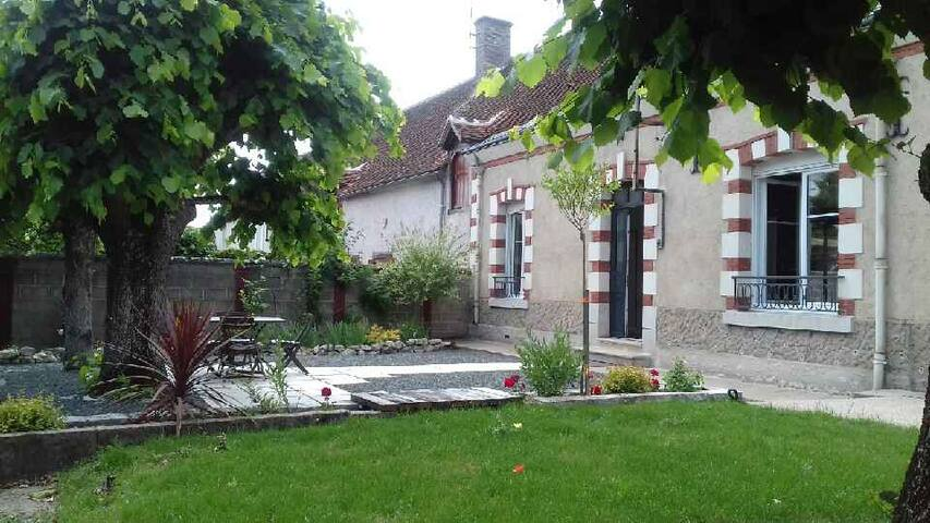 Selles-sur-Cher的民宿
