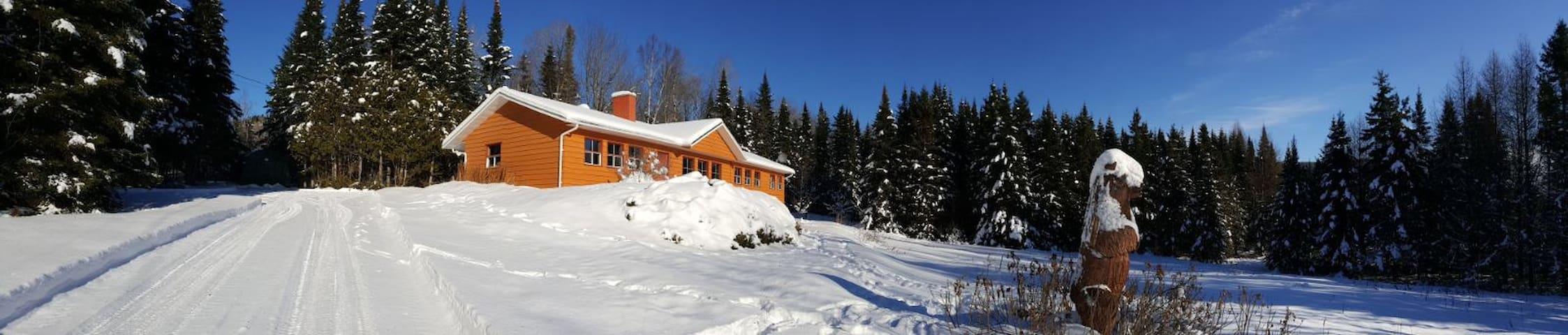 Saint-Joseph-de-Madawaska的民宿