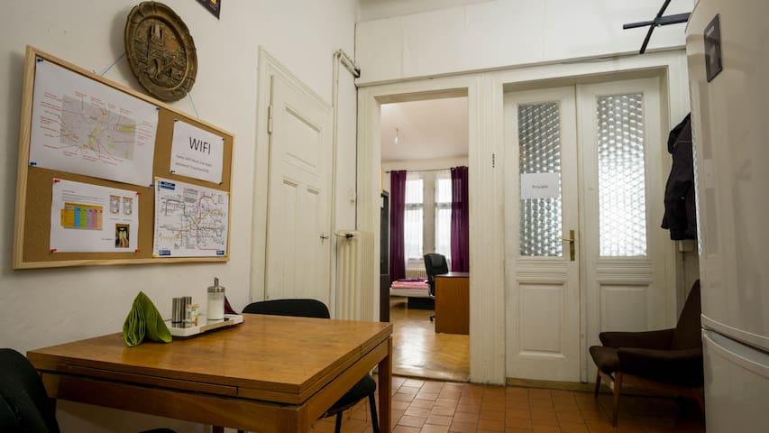 Prague的民宿