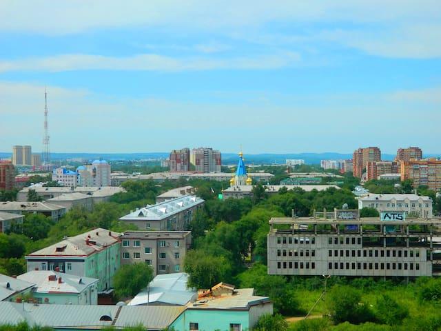 布拉戈维申斯克的民宿