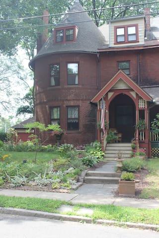 Hartford的民宿