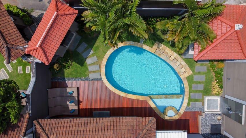 Hidden Gem 2BRV Private Villa Seminyak Beach