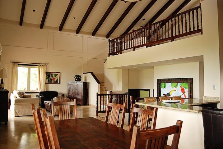 Private Villa at Red Frog Beach Resort
