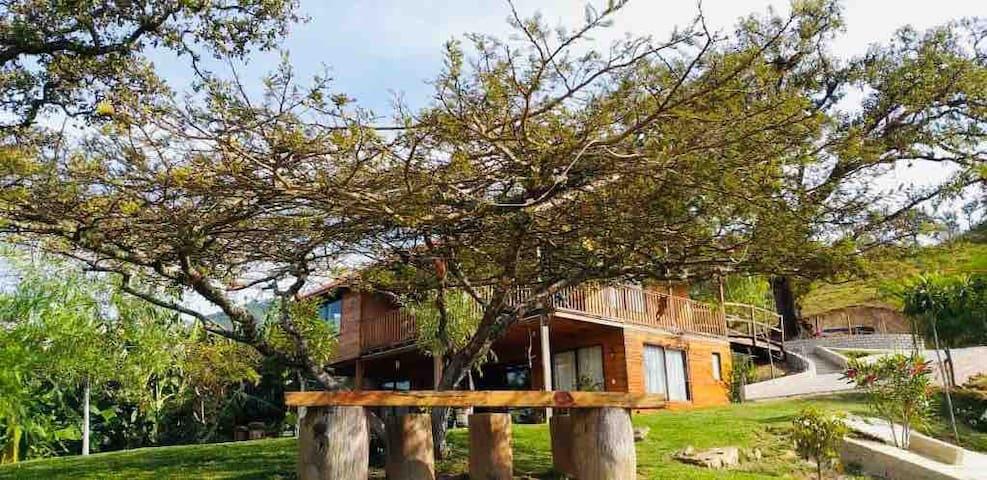Santa Catarina Juquila 的民宿