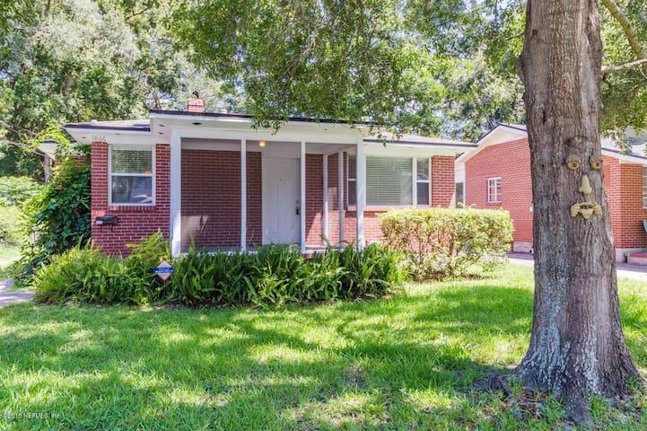 Hist Home in Avondale/Riverside & DT Jacksonville