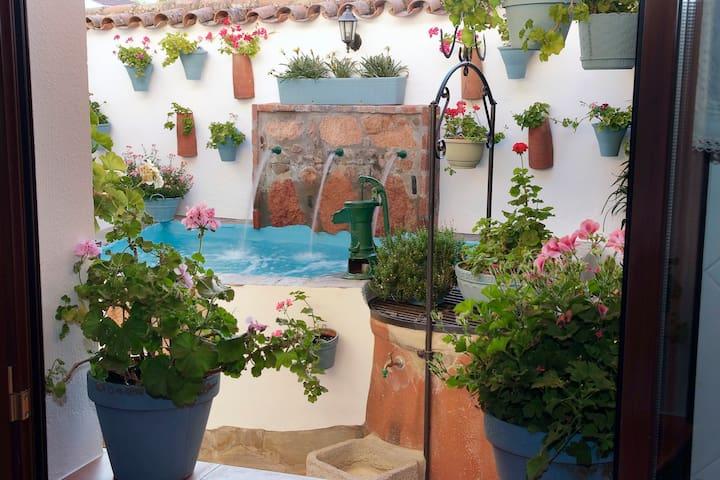 Villaviciosa de Córdoba的民宿