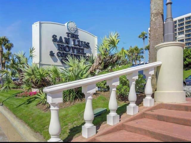 Galveston的民宿
