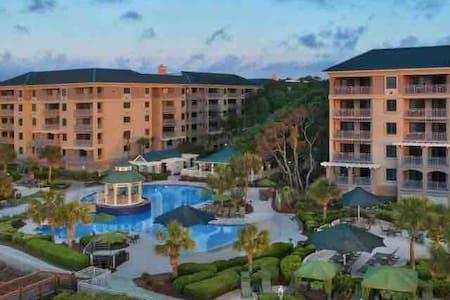 Marriott's Barony Beach Club Villa HHI