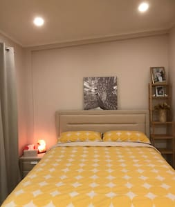 Cozy Double Bedroom with Separate Entrance
