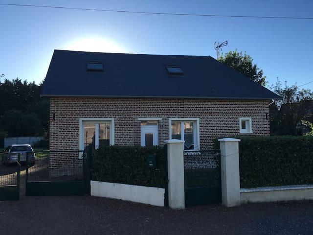 Le Cottage de Lucie et Antoine