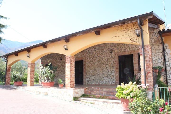 San Fili的民宿