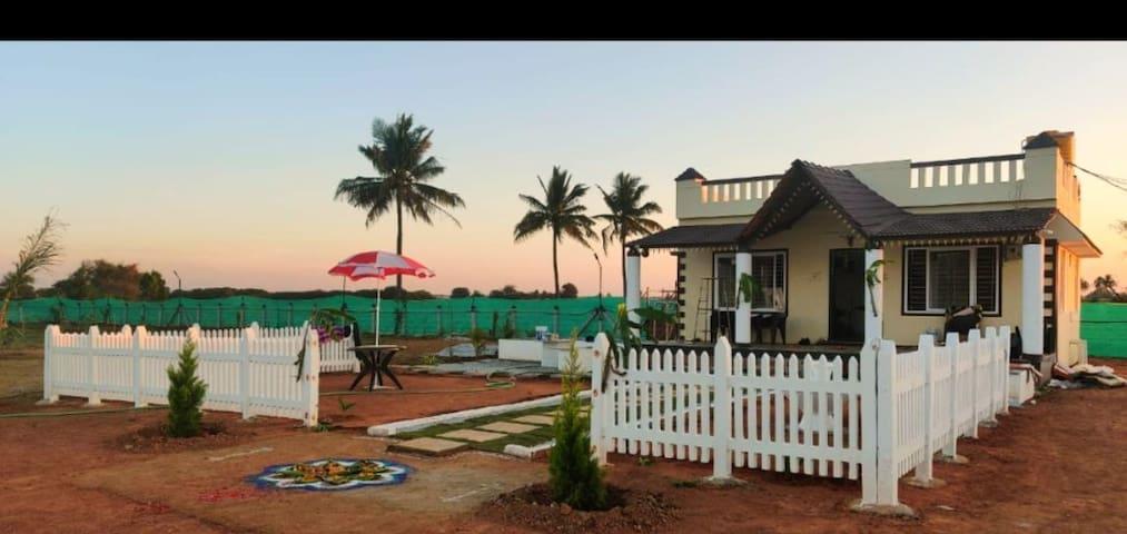 Southegowdanahalli的民宿