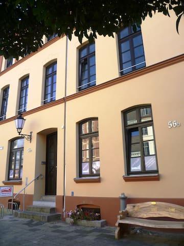 """my-bed Apartments """"Wismar Altstadt II"""" - WG-Zimmer"""