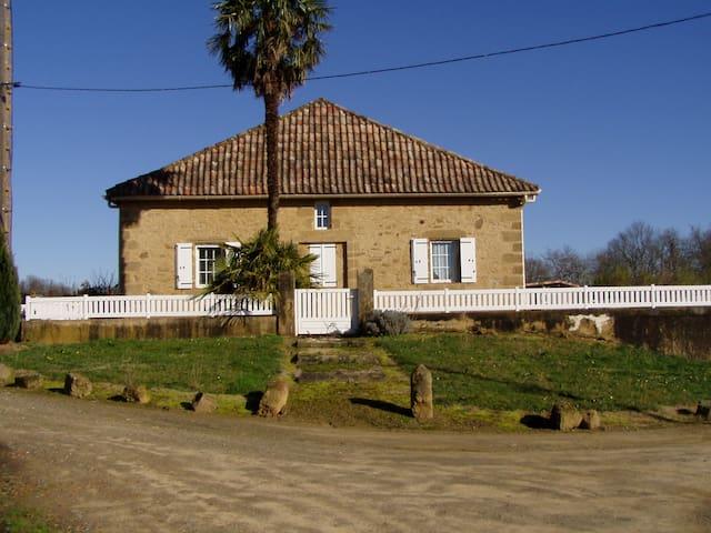 Sainte Christie d'Armagnac的民宿