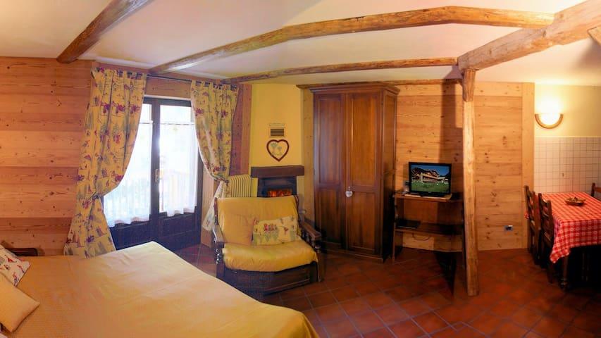 Monolocale Residence Ruetoreif - 3 posti letto