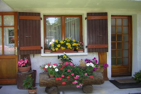 studio duplex mezzanine dans village
