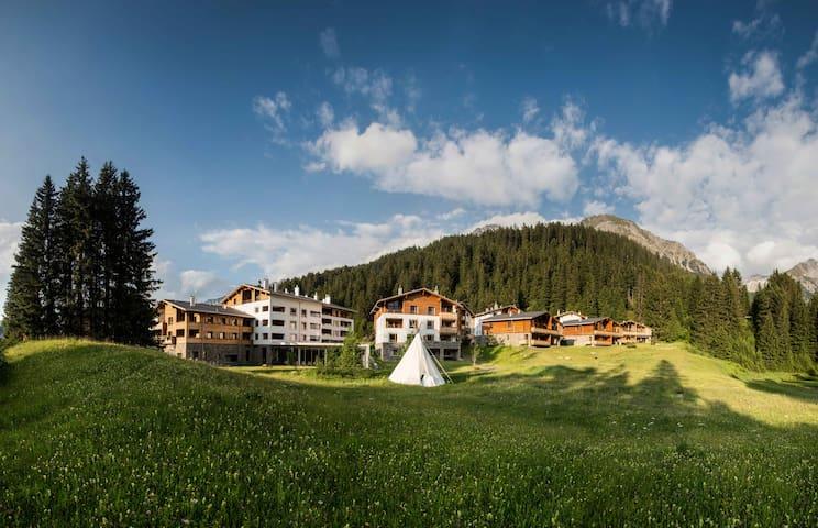 Vaz/Obervaz的民宿