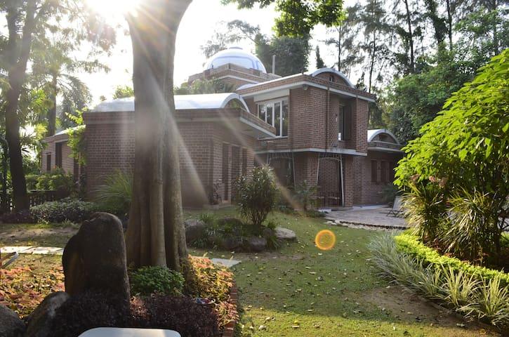 Drishti Green abode - Gandhiji walked for freedom