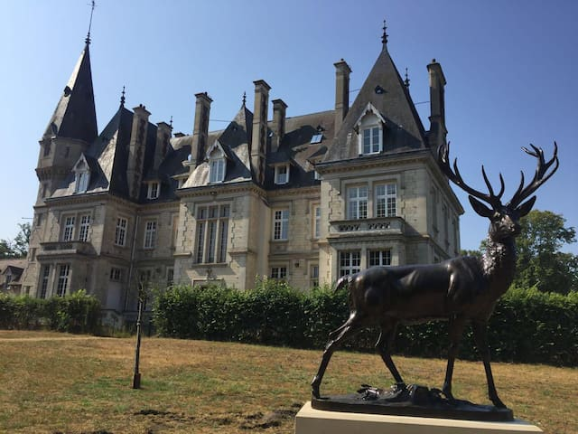4 bedroom apartment with pool close to Paris!