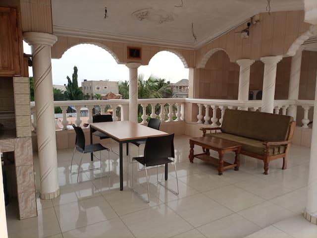 Lomé的民宿