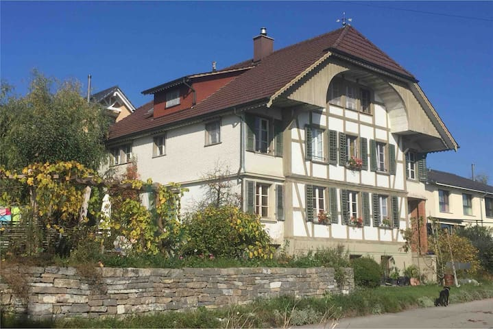 Zuzwil的民宿
