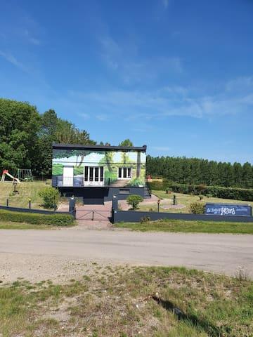 Aubermesnil-aux-Érables的民宿