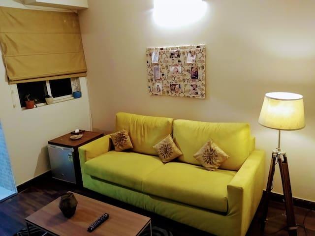 Independant Luxurious Suites/Studio Apartment
