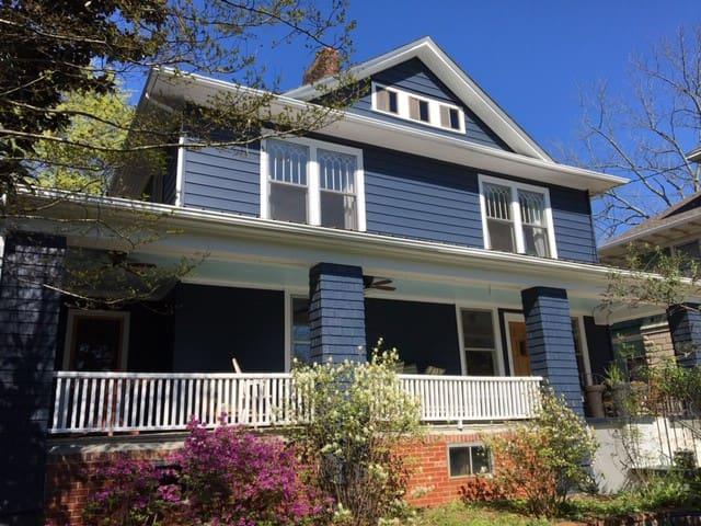 Charming Spacious Asheville Home