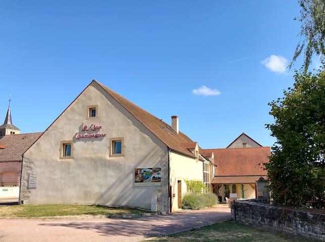 Chailly-sur-Armançon的民宿