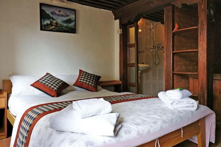 Queen Room in Patan