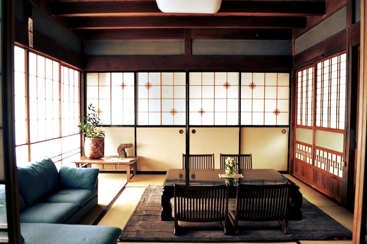 Shimada-shi的民宿