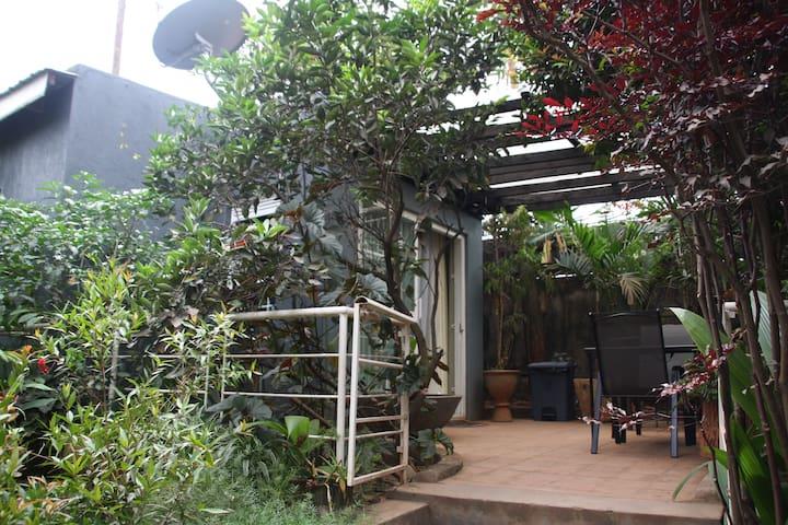 坎帕拉的民宿