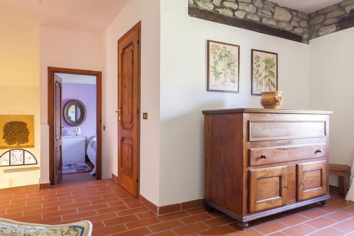 Pieve di Rivoschio的民宿