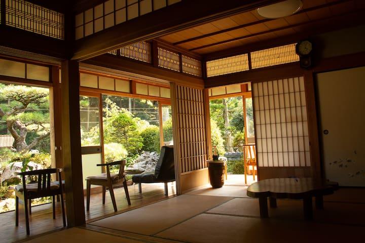 Susaki-shi的民宿