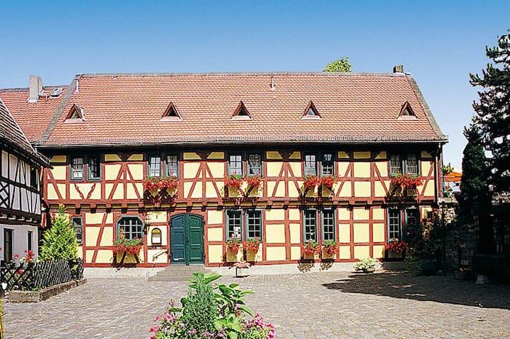 Eltville am Rhein的民宿