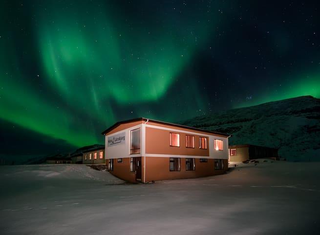 Vesturbyggð的民宿