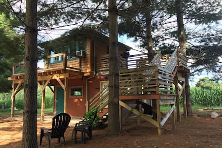 Outpost Treehouse