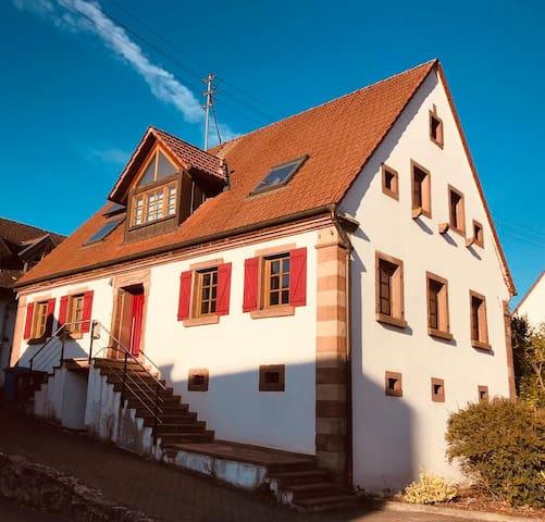 Queidersbach 的民宿