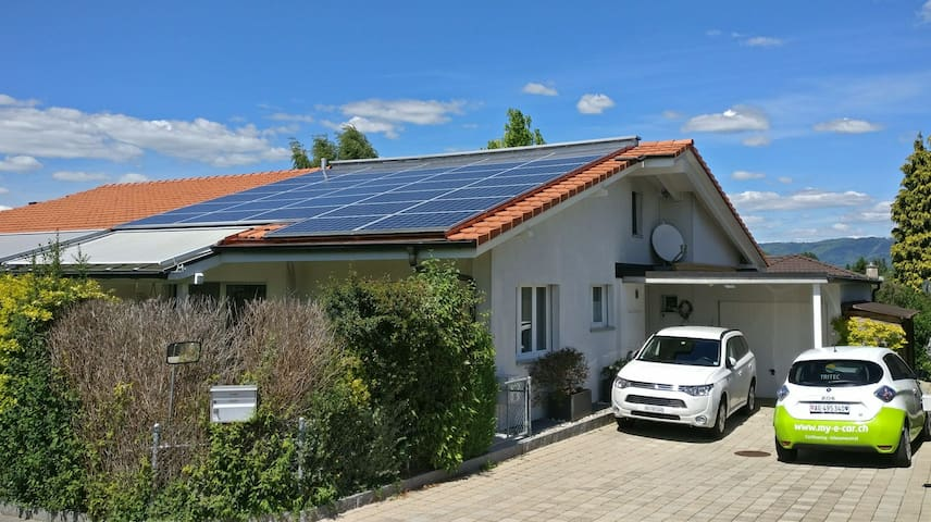 Solar-powered AirBnB - Moehlin