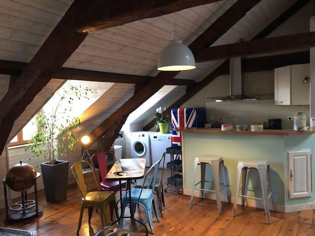 Pau的民宿