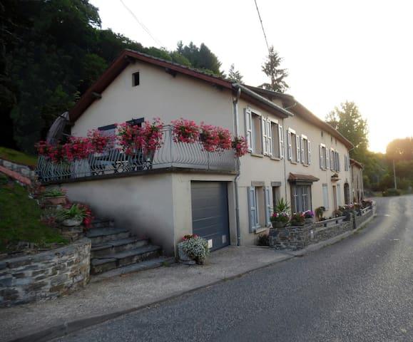 Livinhac-le-Haut的民宿