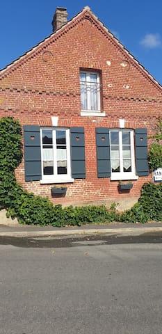 Martincourt的民宿