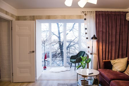 Apartment in the city center Kyiv Old Podil