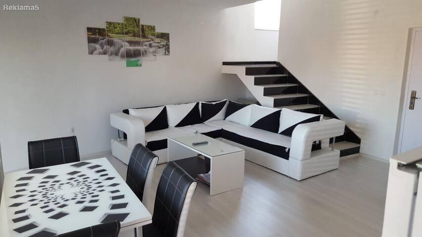 Luxury 2 floor apartment in the center of Prilep