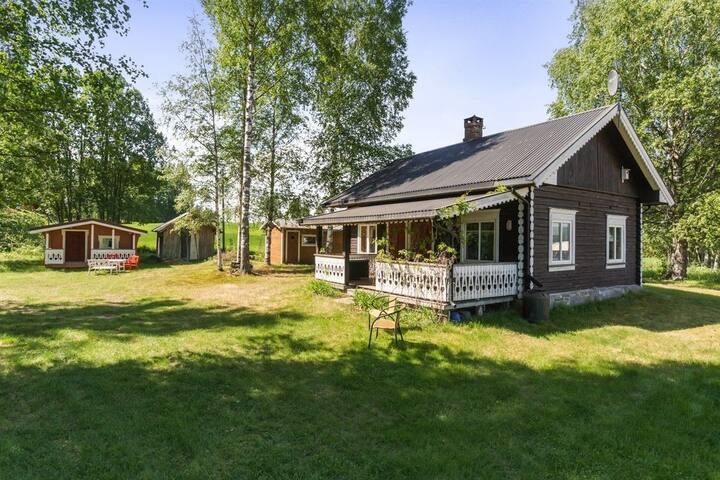 Åsnes的民宿
