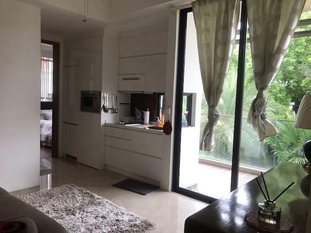 Cozy One Bedroom Condo Near Novena & Little India