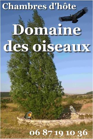 Laval-du-Tarn的民宿