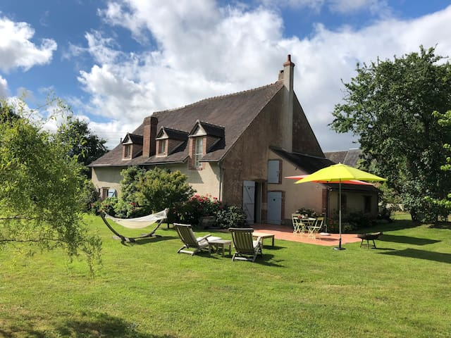 Autry-le-Châtel的民宿