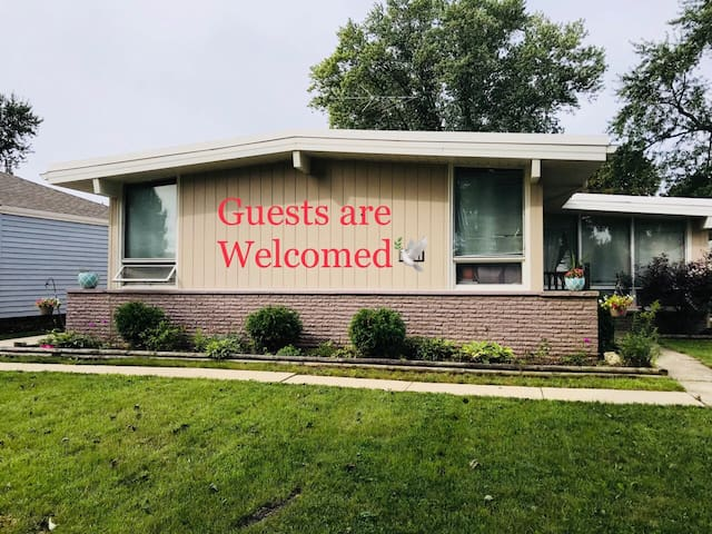 Milwaukee的民宿